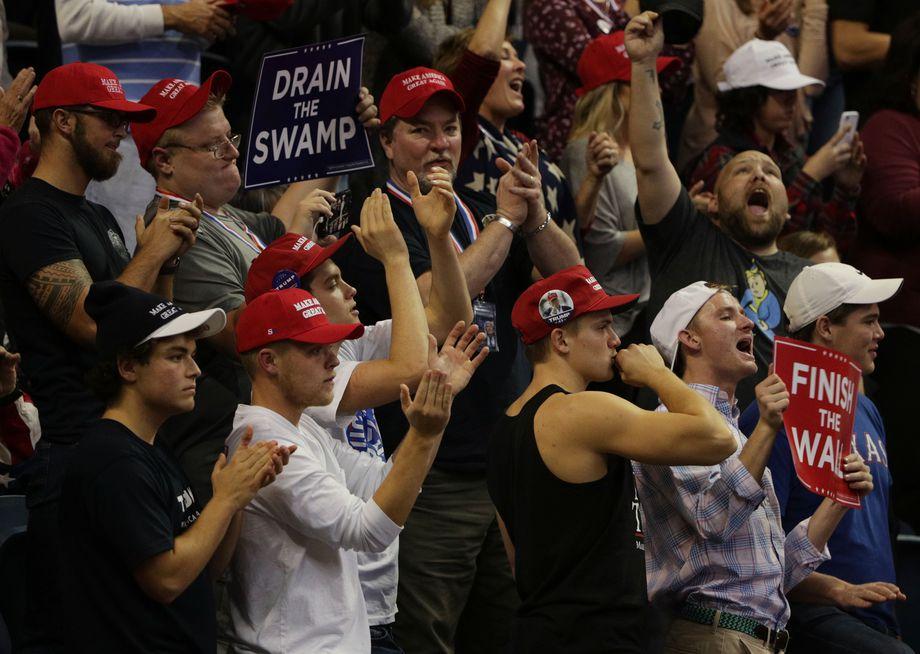 Identity crisis in American politics
